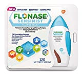 Flonase Sensimist Allergy Relief Nasal Spray, 120 Metered Spays, 0.54 fl oz (Pack of 2)