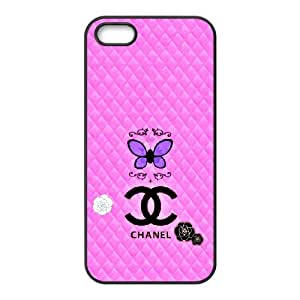 DIY Phone Cover Custom CHANEL For iPhone 5, 5S NQ4143114