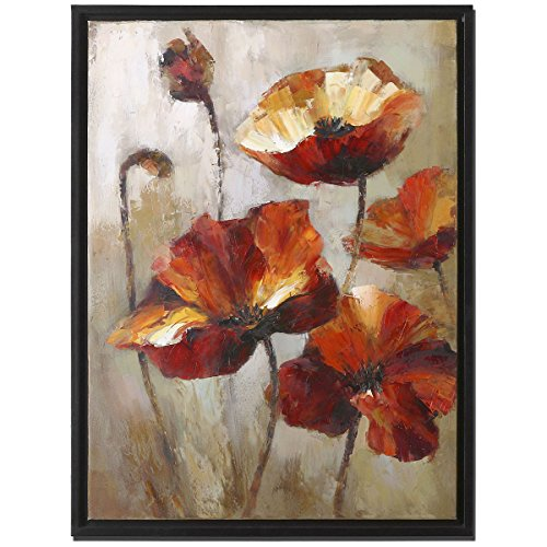 (Uttermost 34223 Window View Floral Art, 39.0