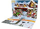 Hot Wheels Advent Calendar 24 Day Holiday Surprises