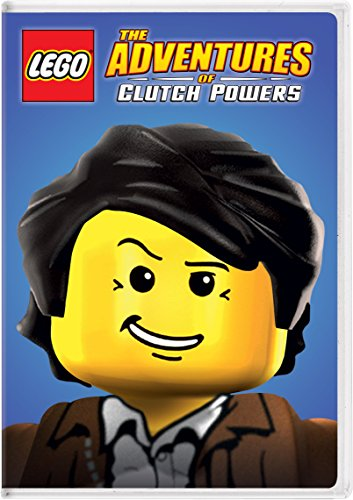LEGO: The Adventures of Clutch Powers (Uni Clutch)
