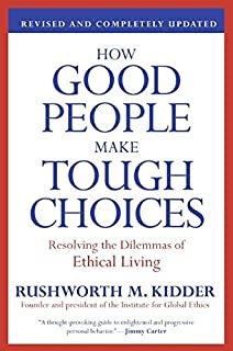 Meeting the ethical challenges of leadership casting light or how good people make tough choices rev ed resolving the dilemmas of ethical living fandeluxe Images