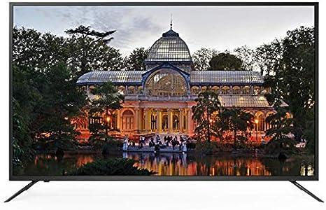 Televisores Led 55 Pulgadas Ultra HD 4K Smart TD Systems K55DLM8US ...