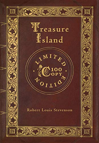 Stevenson Signed - Treasure Island (100 Copy Limited Edition)