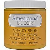 Deco Art Americana Chalky Finish Paint, 8-Ounce, Inheritance