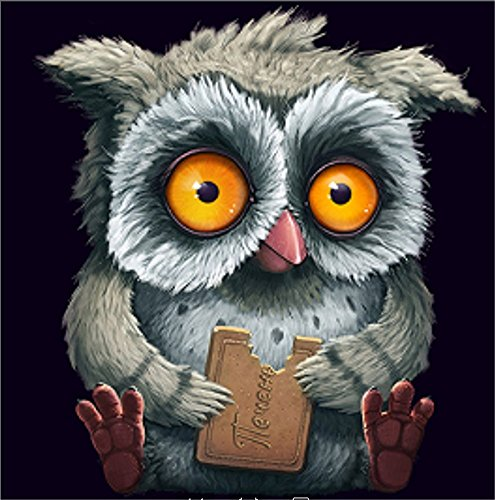 - YEESAM ART New 5D Diamond Painting Kit - Owl Animal - DIY Crystals Diamond Rhinestone Painting Pasted Paint by Number Kits Cross Stitch Embroidery (Owl)