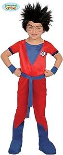 Son Goku costume (Size 7-9 years)  sc 1 st  Amazon UK & Dragon Ball Goku Gohan costume Kids Costume boy 130cm-140cm: Amazon ...