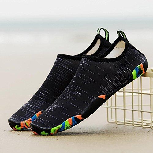 Beach Women Fishing Shoes Seaside Adult Unisex Men Water Sneakers Soft Swimming Upstream Flat Outdoor Marine Summer Aqua pwqgfnT