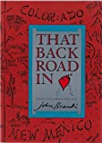 That Back Road In, John Brandi, 0914728431