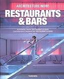 Architecture Now: Bars & Restaurants.