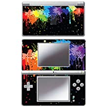 Mightyskins Protective Vinyl Skin Decal Cover Sticker for Nintendo DS Lite - Splatter
