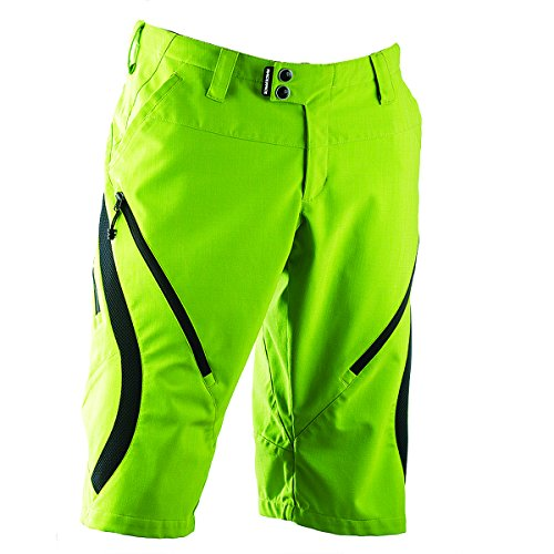 Race Face Ambush Shorts, Lime, Medium for sale  Delivered anywhere in USA