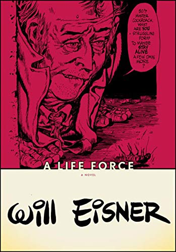 A Life Force, book cover