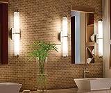 Best Bathroom Lights - Cloudy Bay LED Bathroom Vanity Light,24 inch 3000K Review