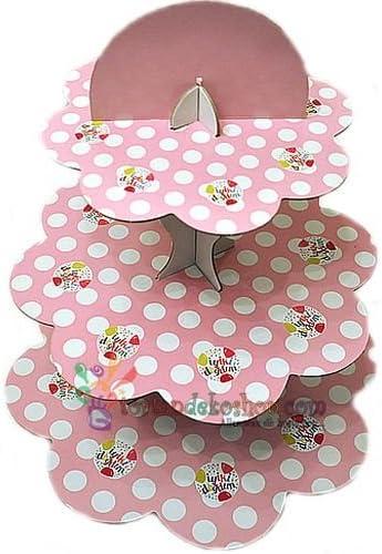 Muffin St/änder rosa Iyiki dogdun Cupcake