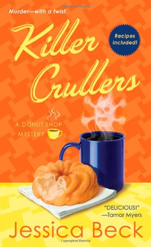 book cover of Killer Crullers