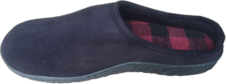 Memory Foam Mule Slide Slippers