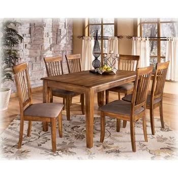 this item berringer rectangular dining room table table only - Dining Room Items