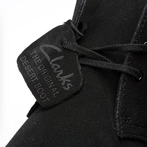 Shoeslulu 20-47 Premium Oxfords Chukka Desert Boot Flat Canvas Schoenveters Middernacht Zwart