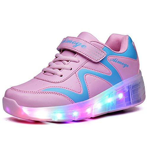 Uforme Wheelies Lightweight Fashion Sneakers product image