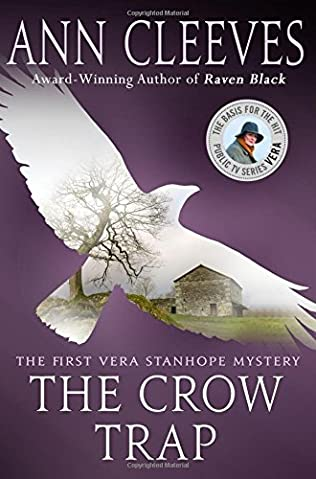 book cover of The Crow Trap