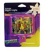 Teenage Mutant Ninja Turtles Automatic Night Light