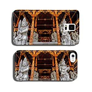 temple water springing cell phone cover case Samsung S6