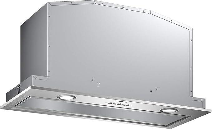 Gaggenau AC 200 181 - Campana extractora (70 cm, acero inoxidable y cristal): Amazon.es: Grandes electrodomésticos