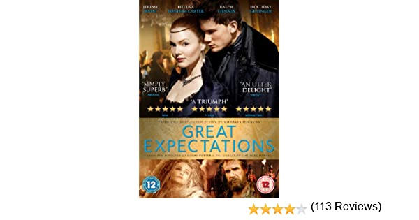 Great expectations dating review