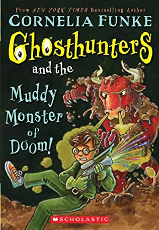 book cover of Ghosthunters and The Muddy Monster Of Doom!