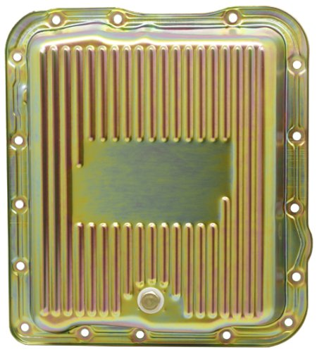 Chevy/GM 700R4-4L60E-4L65E Steel Transmission Pan - Zinc