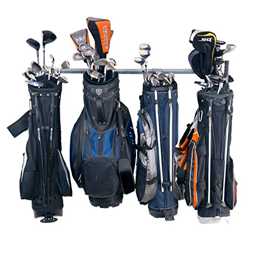 Monkey Bars Golf Bag Rack, ()