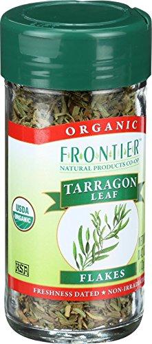 on Leaf - Organic - Cut and Sifted - .42 oz (Organic Tarragon Leaf)