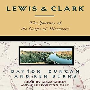 Lewis & Clark Audiobook