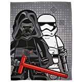 Lego Star Wars Seven Fleece Blanket Review and Comparison