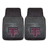 FANMATS NCAA Texas A&M University Aggies Vinyl Heavy Duty Car Mat