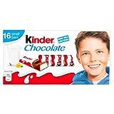 Kinder Chocolate, 16 x 12.5g Bars