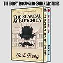 The Hilary Manningham-Butler Mysteries: Omnibus Audiobook by Jack Treby Narrated by Jack Treby, Angela Dawe