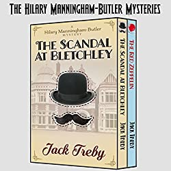 The Hilary Manningham-Butler Mysteries