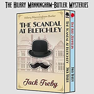 The Hilary Manningham-Butler Mysteries Audiobook