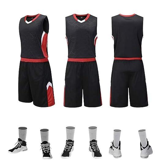 GJFENG Sportswear Ropa De Baloncesto Trajes para Hombres Y Mujeres ...