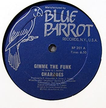 Charades - Gimme The Funk Rar - Amazon com Music