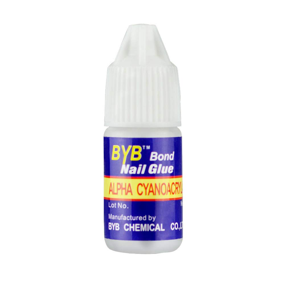 YaptheS 30PCS Acrylic Nail Art Glue French False Tips Manicure Tool 3g Tools Make You Beautiful