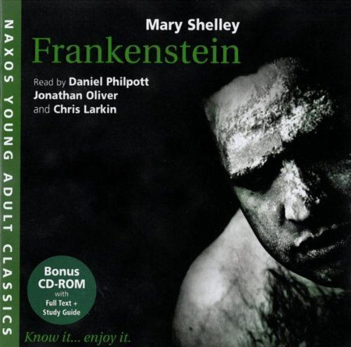 Frankenstein by Mary Shelley on 30/03/2009 unknown edition