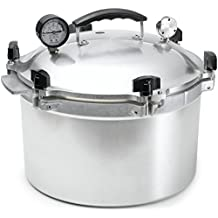 All American 15-1/2-Quart Pressure Cooker Canner