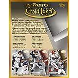 2018 Topps Gold Label Baseball Hobby Edition Factory Sealed 7 Pack Box - Baseball Wax Packs