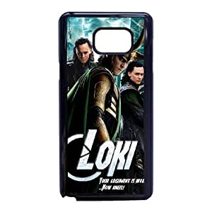 Lovely Thor Loki Phone Case For Samsung Galaxy Note 5 F56760