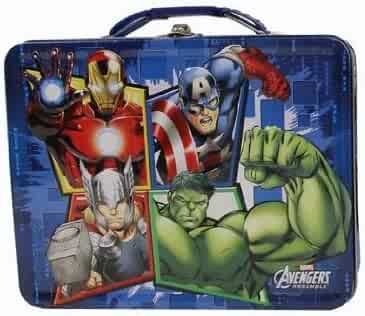 52571babaa8e Shopping Lunch Boxes - Marvel - Backpacks & Lunch Boxes - Kids ...