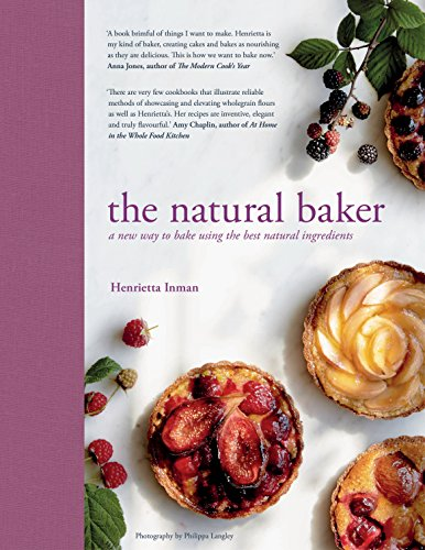 The Natural Baker: A new way to bake using the best natural ingredients (Recipe Coconut Chocolate Cake)