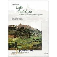 Pedro Valls - Suite Andaluza - Kontrabass Noten | ©podevin-de [Musiknoten]